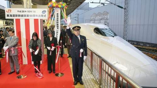 What 50 Years of Bullet Trains Have Done for Japan