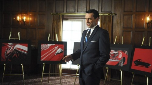 With Brands, What Exactly Is Mad Men Selling?