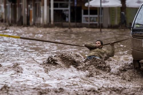 Devastating Floods Hit Northern Chile