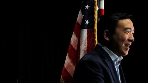 Andrew Yang's Campaign Is Not a Joke
