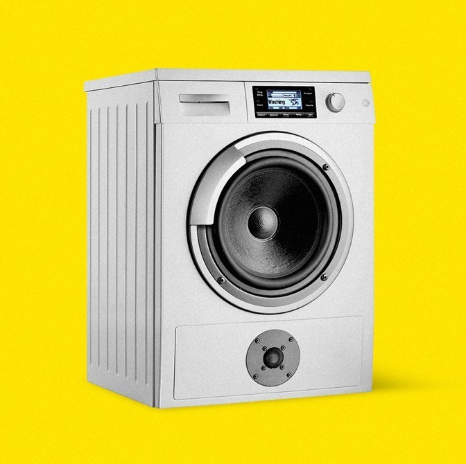 Why Washing Machines Are Learning to Play the Harp