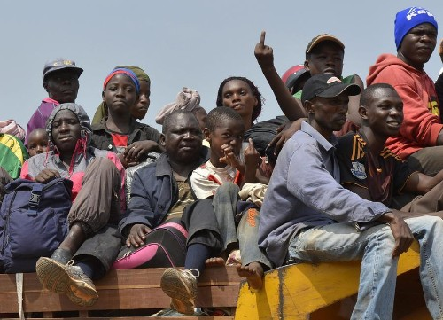 Christians, Muslims Clash in Central African Republic