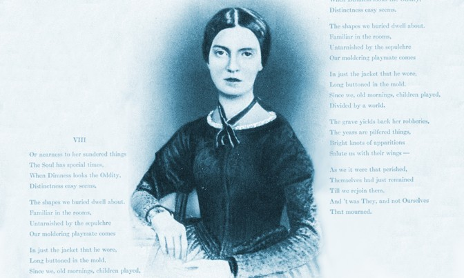 10 Previously Unpublished Poems by Emily Dickinson