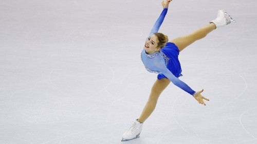 A GIF Guide to Figure Skaters' Jumps at the Olympics