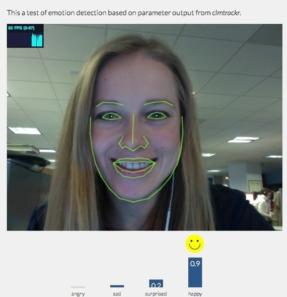 This App Reads Your Emotions on Your Face