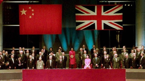 Britain Struggles to Define Role in Hong Kong Protests