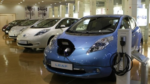 Forget Saving the Planet, Driving an Electric Car Will Save Your Life