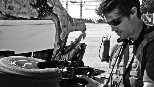 James Foley and the Last Journalists in Syria