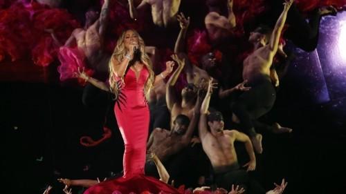 Mariah Carey on the Warpath