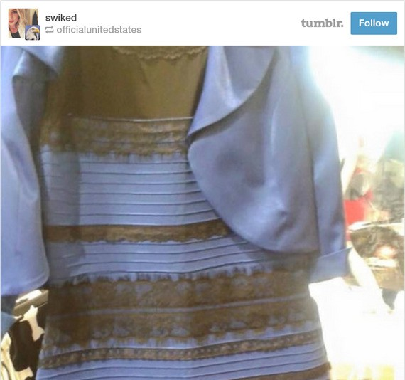 #TheDress and the Rise of Attention-Policing