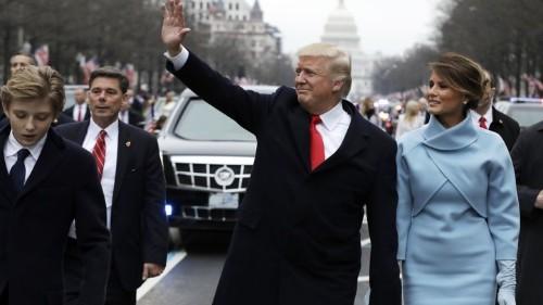 'American Carnage': The Trump Era Begins