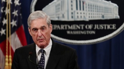 Read Mueller's First Public Comments on the Russia Investigation
