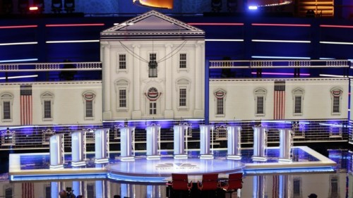 The First Presidential Primary Debate: Politics Daily