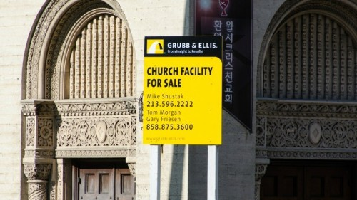 How Church Sales Reflect the Shifting American Demographic