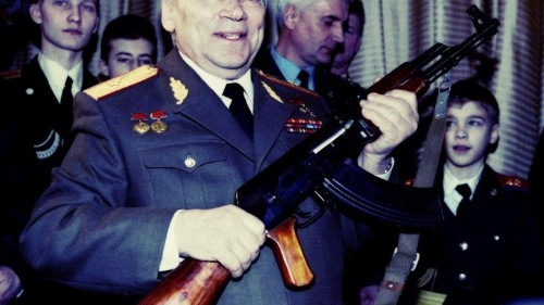 The AK-47 Softens Its Image