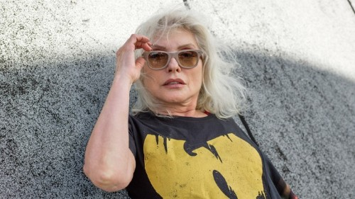 Debbie Harry Stares Back