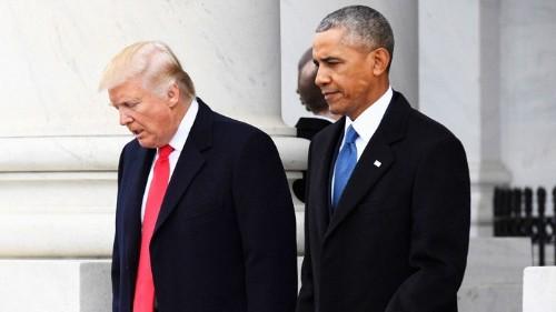 Obama's 2016 Warning: Trump Is a 'Fascist'