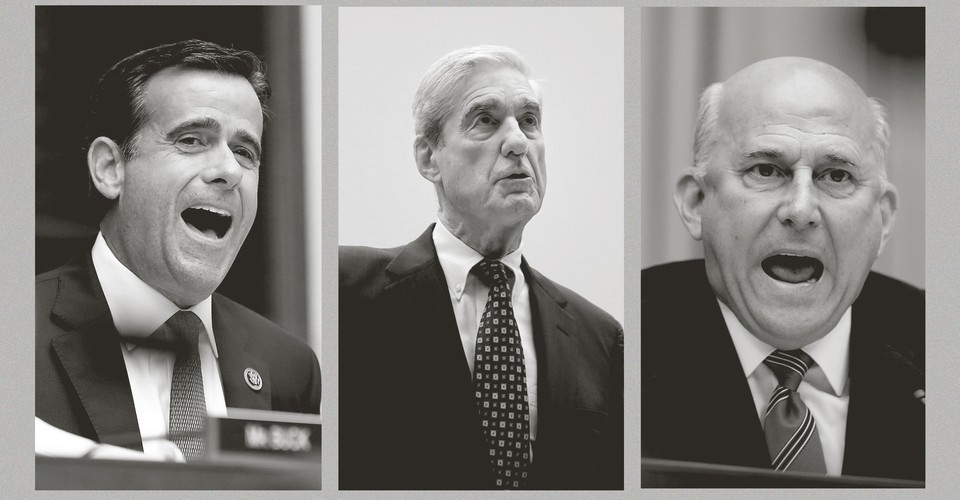 Republicans Take Their Shot at Mueller—And Narrowly Miss