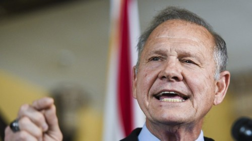 Roy Moore Will Run For Senate in Alabama: Politics Daily