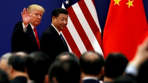 Trump Doesn't Deserve Credit on China