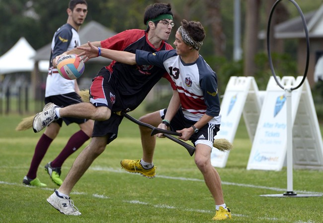 The Surprisingly Serious Quest to Make Muggle Quidditch a Real Sport