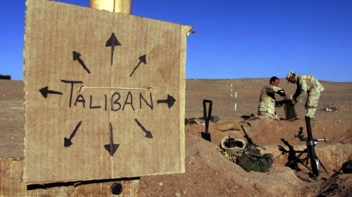 Is Russia Really Arming the Taliban?