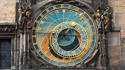 A Brief Economic History of Time