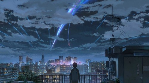 Your Name Is a Dazzling New Work of Anime