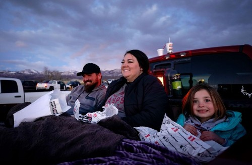 A Moment for Drive-In Movie Theaters