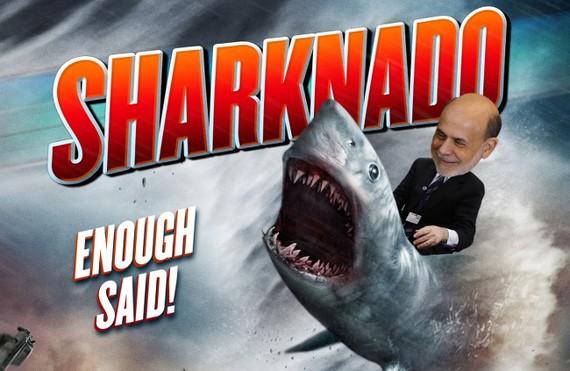 How Sharknado Explains the Federal Reserve