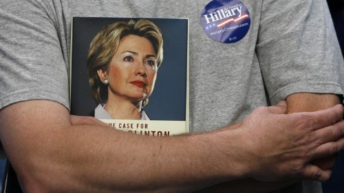 Comparing Hillary Clinton and Jeb Bush's Reading Lists