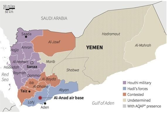 Saudi Arabia Makes Its Move in Yemen
