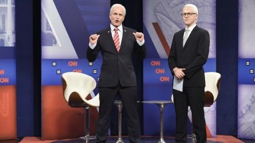 Woody Harrelson Is a Surprisingly Effective Joe Biden for SNL