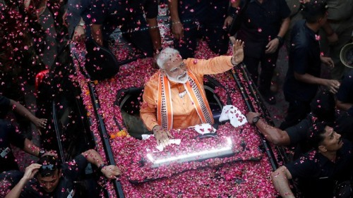 How Hindu Nationalism Is Distorting India's Election