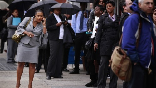 Why Is the Black Unemployment Rate So High?