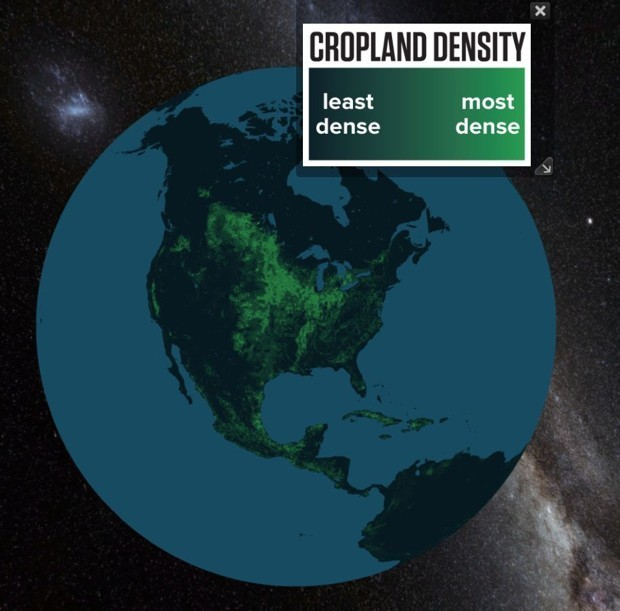 NOAA Just Released the Ultimate Desktop Model of Earth