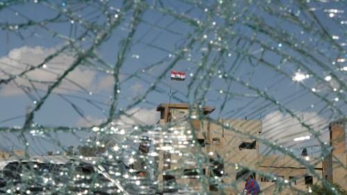 Report: Israel Strikes Target in Syria ... Again