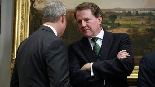 Don McGahn Helped Trump Remake the Federal Courts