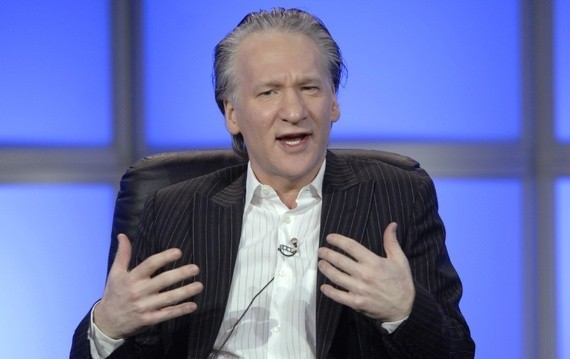 Bill Maher on Masturbation and National Security