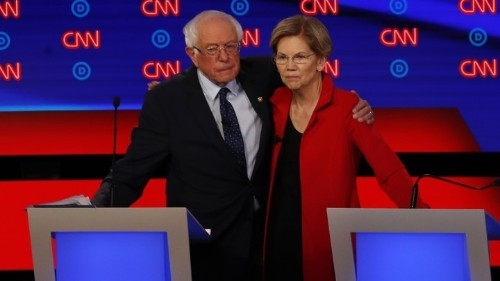 The Left Has Reframed Democrats' Climate Debate