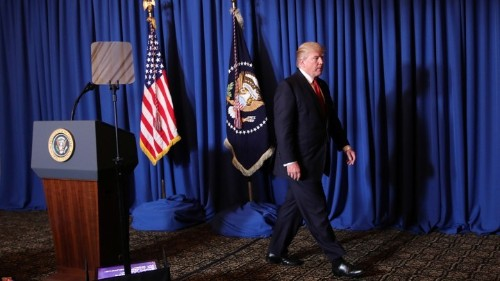 Trump's Syria Strike Was Unconstitutional and Unwise