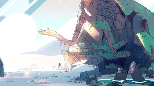 The Hidden Message in the Architecture of Steven Universe
