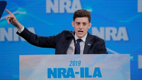 How Harvard Should Handle the Kyle Kashuv Mess