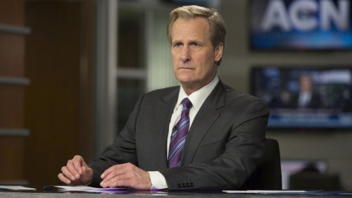 The Newsroom Exits With a Funeral for Old Media