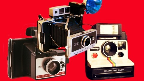 How the Inventor of the Polaroid Championed the Patent