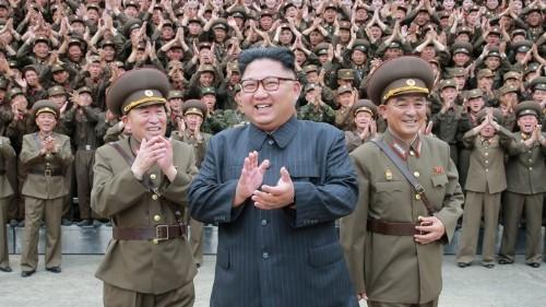 The Threat to Kim Jong Un Within North Korea