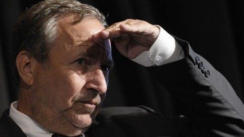 Larry Summers's 4-Point Plan for Saving the Economy