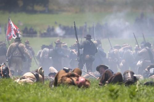 The Battle of Gettysburg: 150 Years Ago