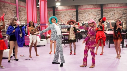 RuPaul's Drag Race and the Art of Self-Love