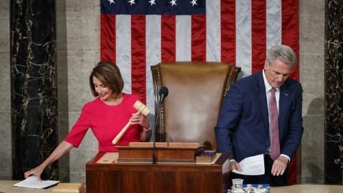 The Trump Scandals Congress Missed Amid Mueller's Probe